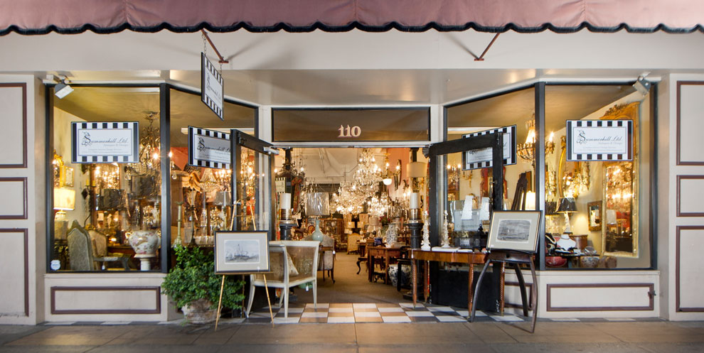 Summerhill Antiques in Orange